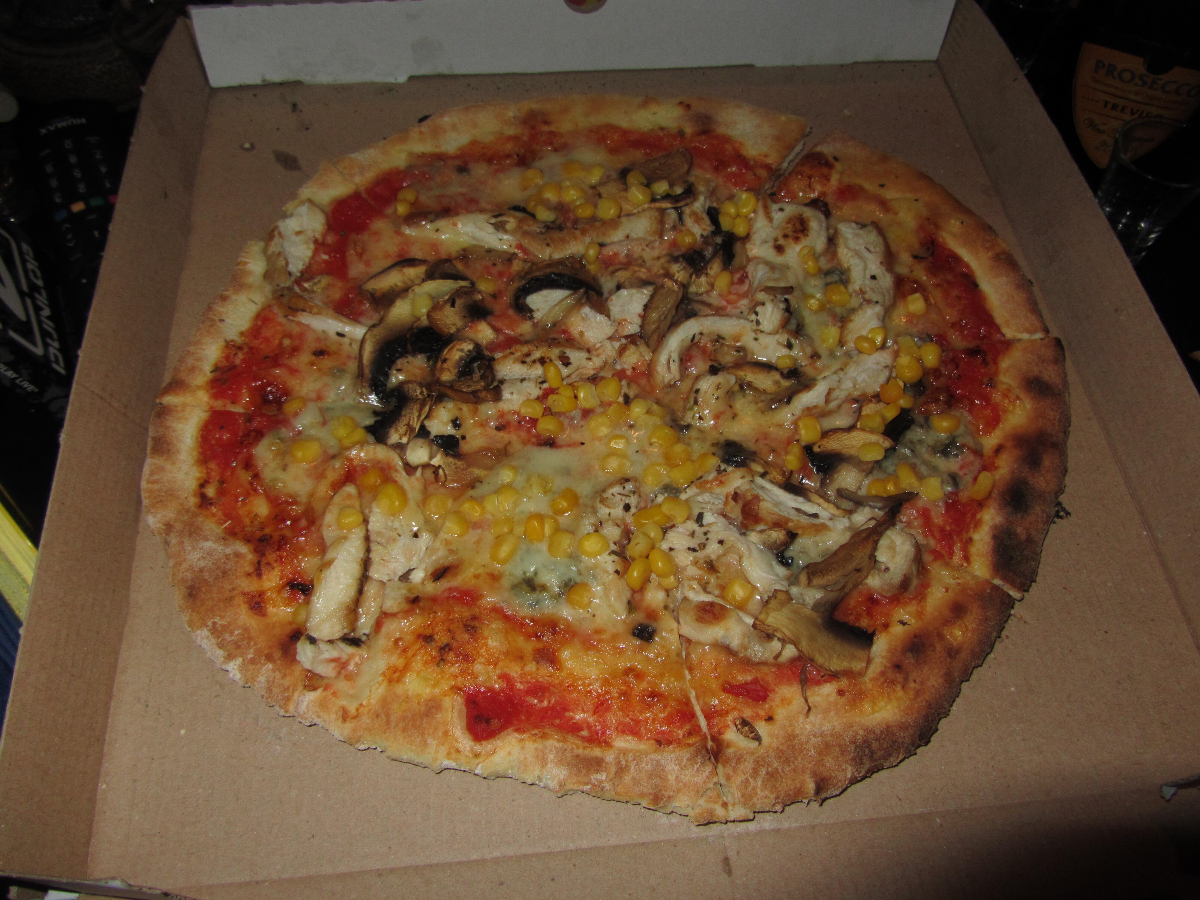 Turul pizzeriilor din Buftea