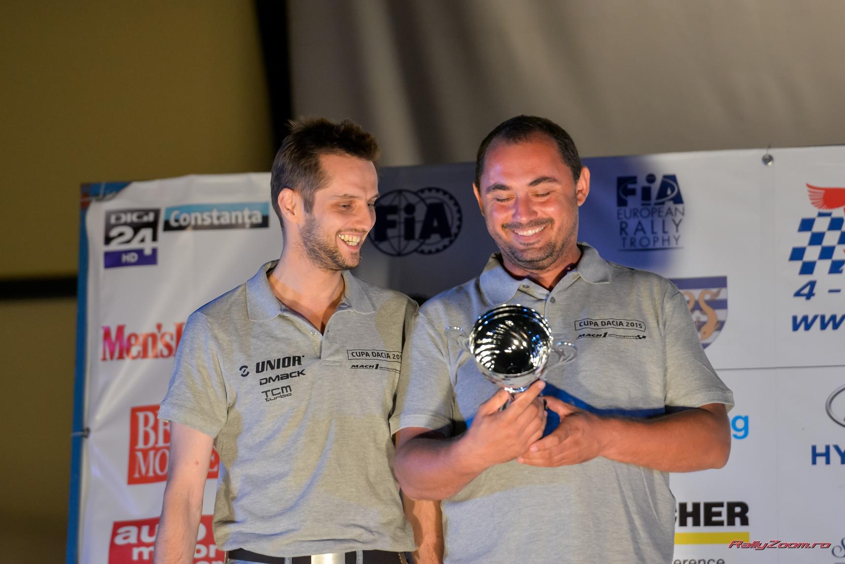 Bufteanul Bogdan Talasman, campion in