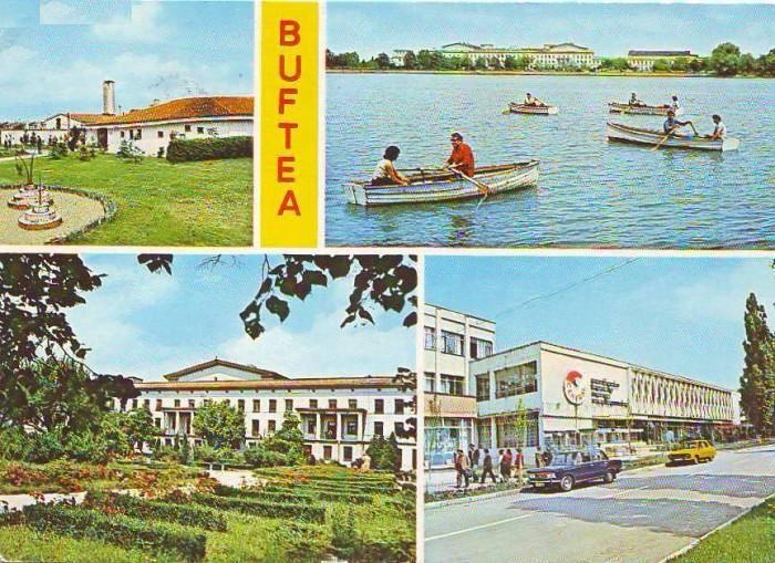 Fotografii vechi din Buftea
