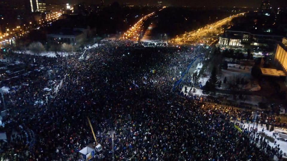 Despre deturnarea protestului și cine a făcut-o
