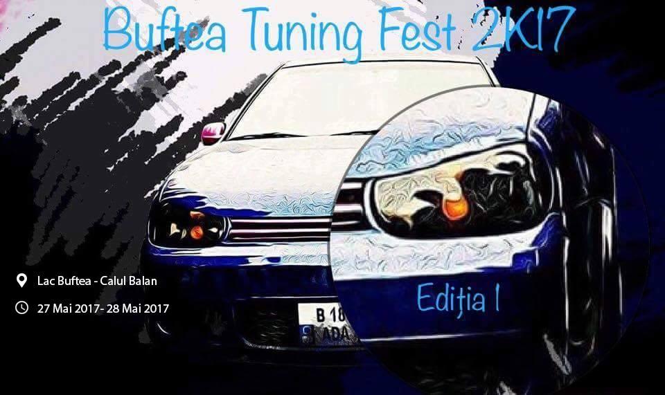 Buftea Tuning Fest 2017