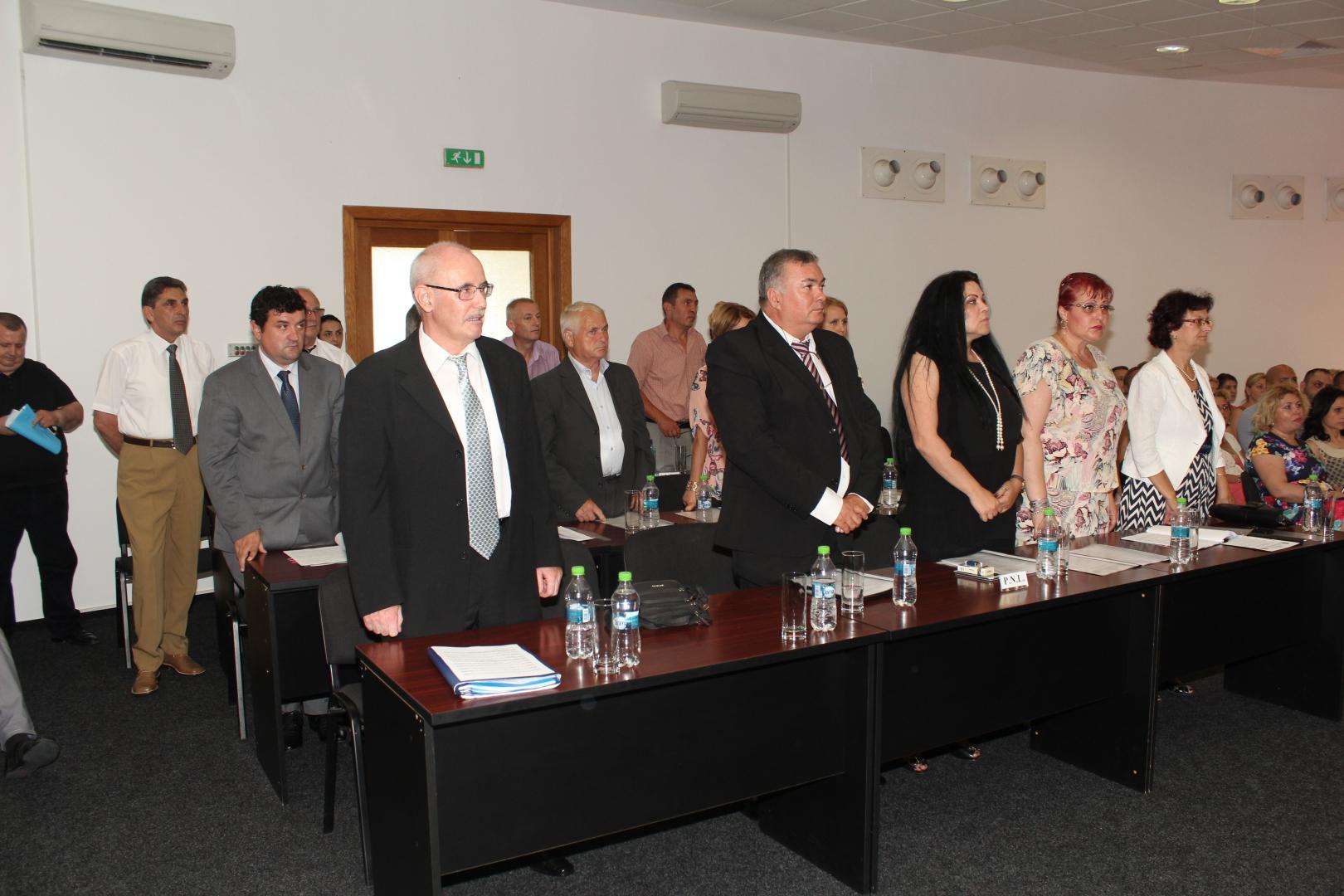 De la ședința Consiliului Local Buftea - martie 2017