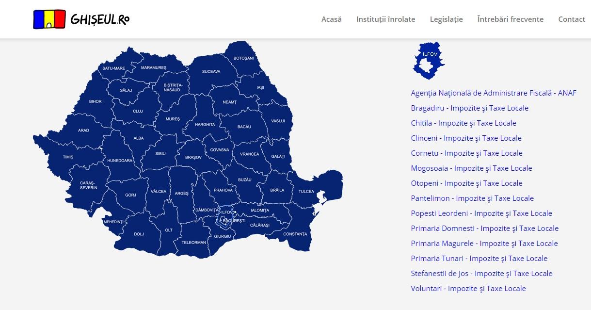 Solicitați Primăriei Buftea inrolarea pe ghiseul.ro pentru plata online a taxelor, impozitelor și amenzilor!