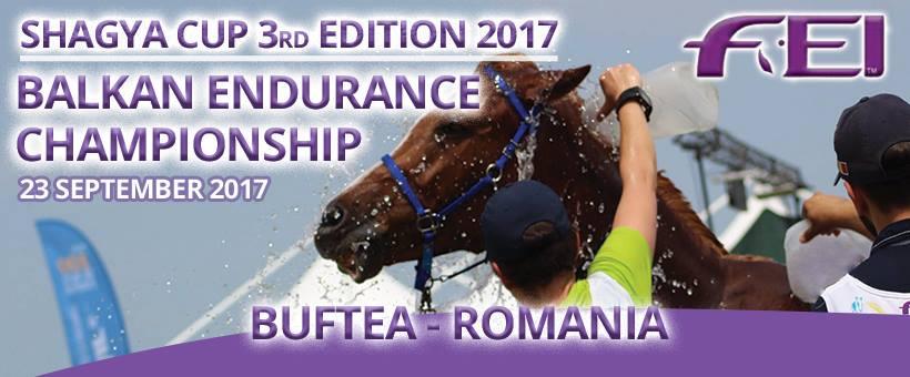 Concurs International de Anduranta Ecvestra Cupa Shagya - Buftea 2017