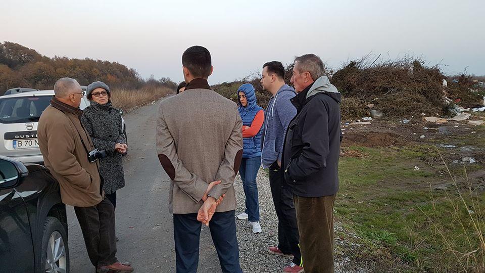 M-am intâlnit cu o asociație civică din Corbeanca. Un exemplu de implicare pe care mi l-aș dori și la Buftea!