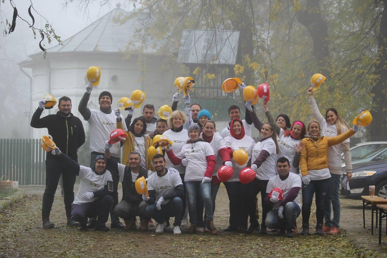 Habitat for Humanity România și Dow România construiesc un centru comunitar in Buciumeni