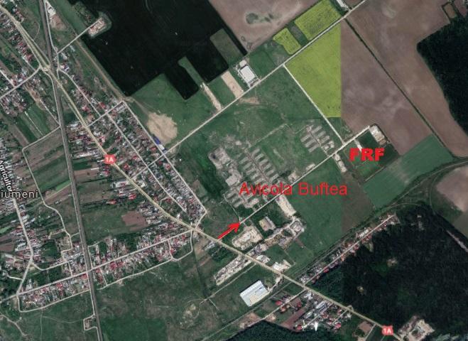 Continuă combinațiile imobiliare? Fosta Avicola Buftea doneaza un teren Primariei Buftea