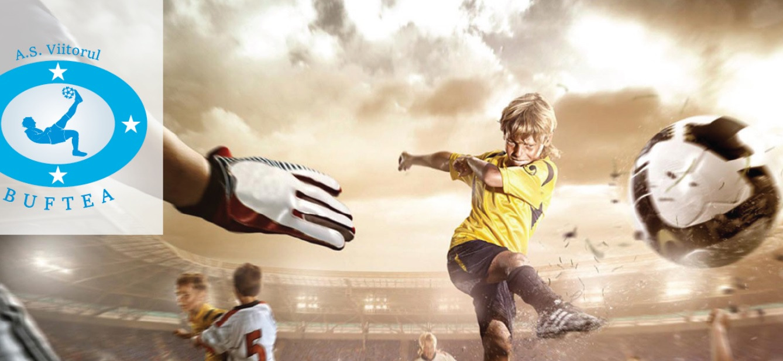 Alege Viitorul, cursuri de fotbal in Buftea!