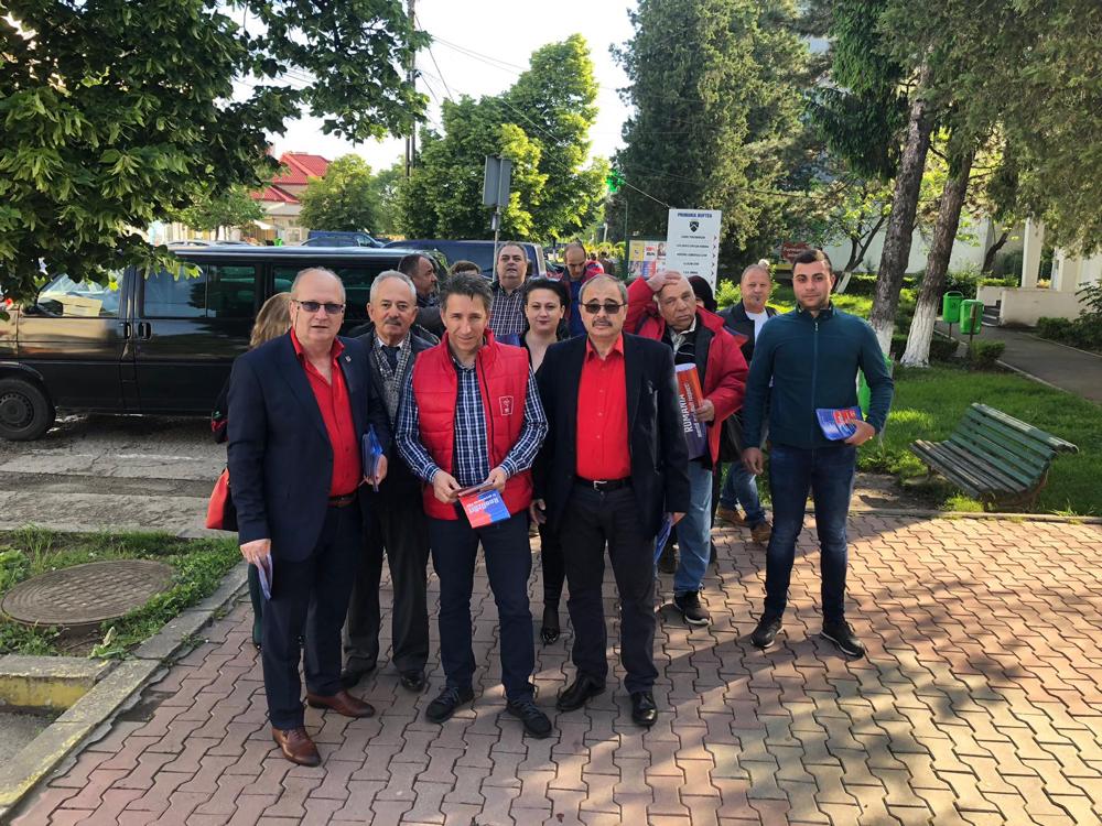 Candidații PSD Buftea pentru alegerile  locale. Aceiași ca întotdeauna! Vărul lui Pistol în frunte!
