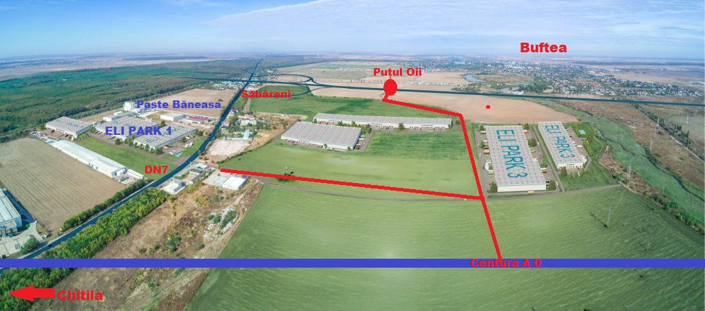 Eli Park 3, parc logistic de 37 milioane euro pe terenul primarului