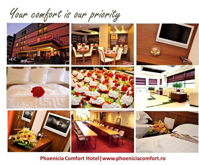 Angajam ospatar/ospatarita - Hotel Phoenicia Comfort