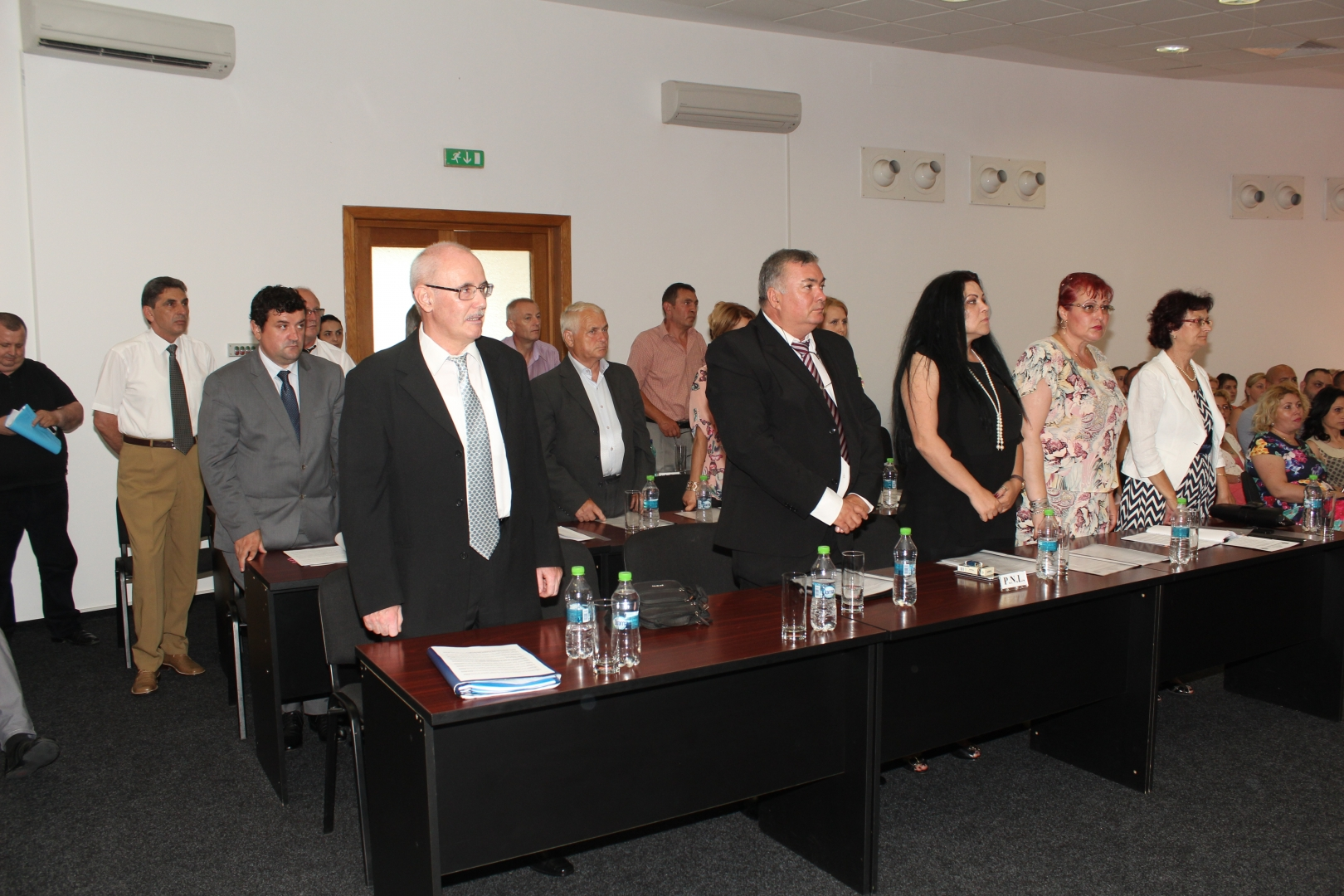 Candidații PNL pentru noul consiliu local. Aceiași ca până acum, cu o singură exepție... Pușa Rudeanu nu mai are voie!