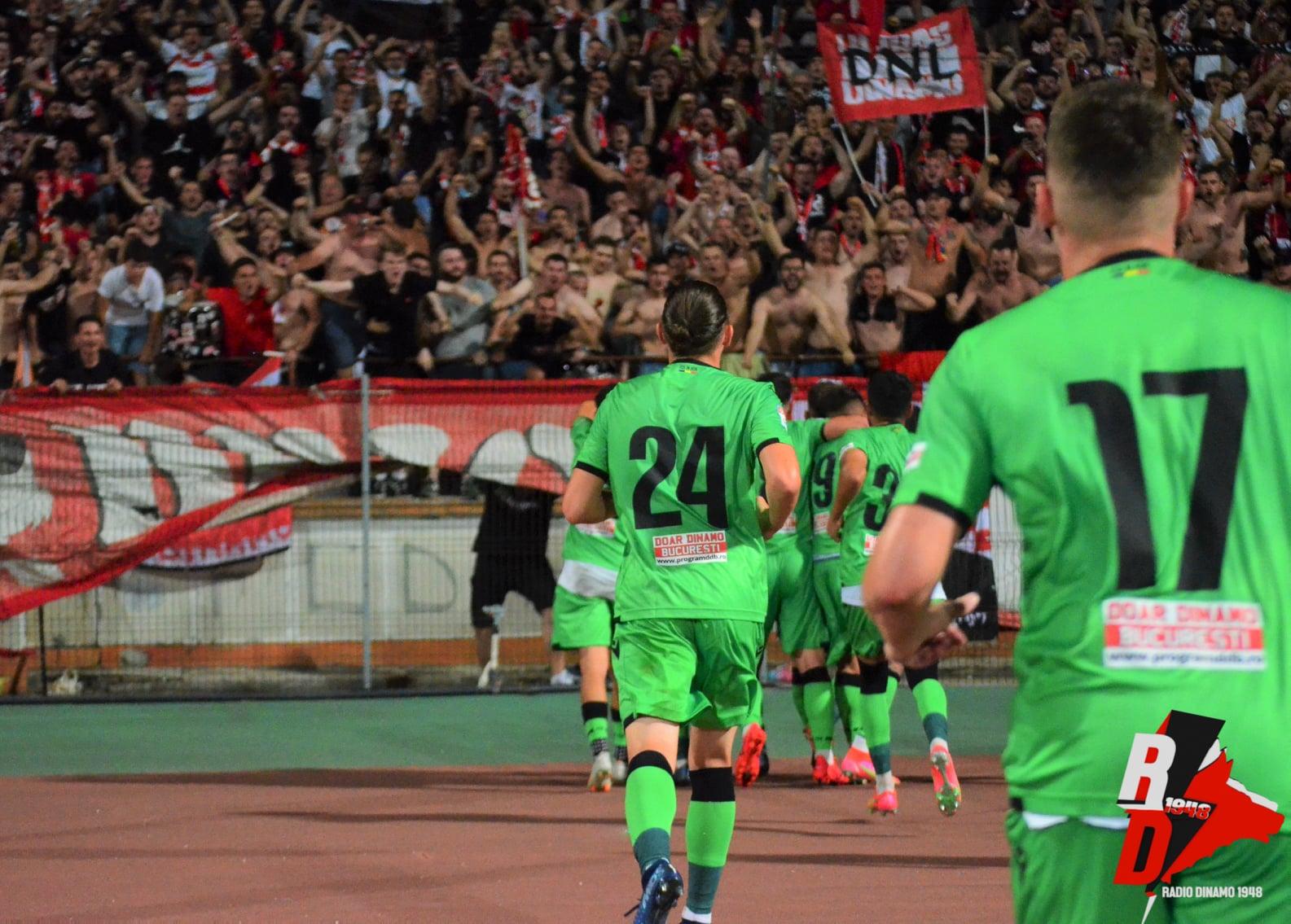 Povestea lui Deniz Giafer, un puști buftean care a debutat la Dinamo în Liga 1